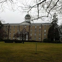 Photo taken at Princeton Theological Seminary by Nirav S. on 2/23/2013