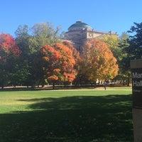Photo taken at Marston Hall by Tuba K. on 10/15/2014