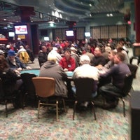 Photo taken at Poker Room at Foxwoods Resort Casino by Stephen S. on 2/5/2013