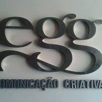 Photo taken at Egg Comunicação Criativa by Aline P. on 1/15/2013