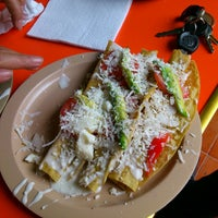 Photo taken at Taqueria Aguayo by Manuel T. on 6/12/2013