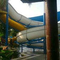 Photo taken at Circus Waterpark by Khusnul P. on 7/23/2015