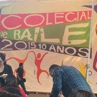 Photo taken at Colegio Oviedo Schonthal by Itzel B. on 4/24/2015