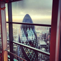 Photo taken at Duck & Waffle by James L. on 12/21/2012
