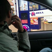 Photo taken at Taco Bell by Akela D. on 1/9/2013