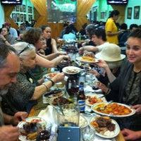 Photo taken at El Chivito D' Oro by Jana D. on 6/15/2013