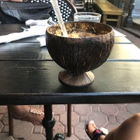 8/27/2018にileanaがImani Caribbean Kitchen & Barで撮った写真