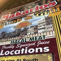 Photo taken at Makarios Kabobs & Grill by Kurt C. on 6/27/2017
