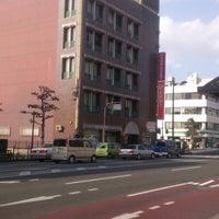 Photo taken at 松山町 バス停 by Masahiro T. on 1/1/2014