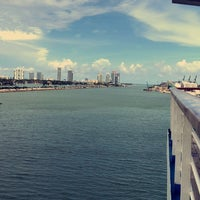 Photo taken at Port Of Miami - Carnival Cruise by Abdull . on 7/12/2018