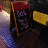 Photo taken at BAR by Jodi W. on 3/31/2013