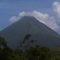 Photo taken at La Fortuna Suites by Ewald on 3/8/2014