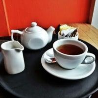 Photo taken at Ten Cafe by Earl J. on 8/15/2013