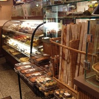 Photo taken at Mazzola Bakery by Patricia L. on 11/13/2012
