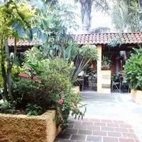 Photo taken at La Casa Del Mixiote by CeCii C. on 7/14/2013