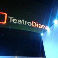 Foto tomada en Teatro Diana por Romina D. el 3/8/2013