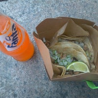 Photo taken at The Taco Truck by Cameron R. on 3/4/2013