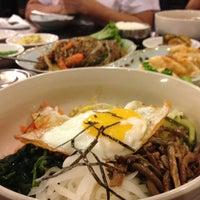 Photo taken at Chang Jing Korean BBQ by Janice M. on 7/13/2013