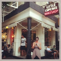 Photo taken at Little Cupcake Bakeshop by Octane on 7/27/2013