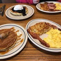 Photo taken at IHOP by Kelsi E. on 10/14/2017