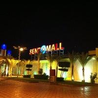 Photo taken at Senzo Mall by Anastasia Dimitreva on 1/6/2013