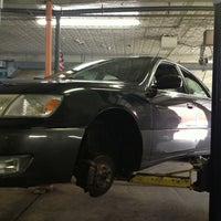 Photo taken at North Park Auto Service by Joe K. on 5/29/2013