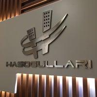 Photo taken at Hasogulları Inşaat Tic. Ltd. Sti. by Bülent Ö. on 9/2/2016