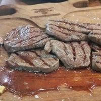 Photo taken at Günaydın Kasap & Steakhouse by Serkan A. on 7/10/2013