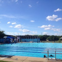 Photo taken at Dove Springs Recreation Center by Greg A. on 8/1/2014