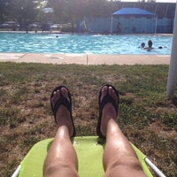 Photo taken at Dove Springs Recreation Center by Greg A. on 7/30/2014