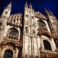 Photo taken at Milan by Sergey B. on 5/29/2013