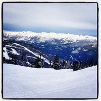 Photo taken at Whistler, BC by Bobby M. on 3/20/2013
