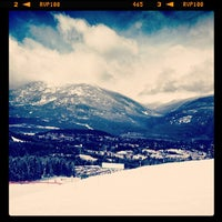 Photo taken at Whistler, BC by Bobby M. on 3/17/2013