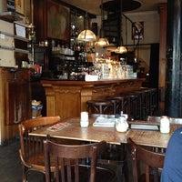 Photo taken at Café Van Zuylen by Elena K. on 10/4/2013