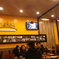 Photo taken at Bangkok Noodles & Thai BBQ by Sahil J. on 5/15/2013