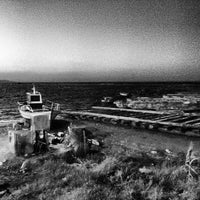 Photo taken at Mytilini by Burak Evren A. on 8/6/2013