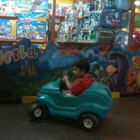 Photo taken at Kids Play Area, M C by Chaminda S. on 3/4/2013