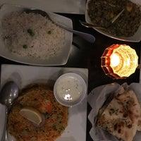 Photo prise au Saffron Indian Cuisine par Durga P. le11/13/2017