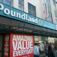 Photo taken at Poundland by Lord Tony on 10/10/2016