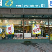 Photo taken at Poundland by Lord Tony on 3/6/2017