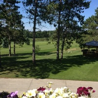 Photo taken at Blueberry Pines Golf Club by Julie - Visit StCloud on 8/1/2013