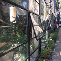 Photo taken at The Eames House (Case Study House #8) by Lindsey j. on 10/27/2017