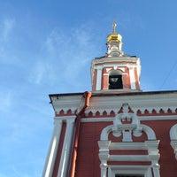 Photo taken at Храм святых апостолов Петра и Павла by Павел Игоревич on 8/3/2013