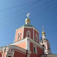 Photo taken at Храм святых апостолов Петра и Павла by Павел Игоревич on 8/8/2013