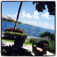 Photo taken at Gibraltar at Grove Isle by Al L. on 8/23/2015