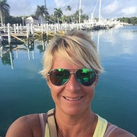 Photo taken at Lyford Cay Yacht Club by Berna O. on 12/31/2015