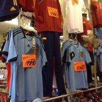Photo taken at サッカーショップセリエ 千葉店 by Mitsu (. on 9/28/2012