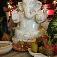 Photo taken at Ganesh Indian Restaurant by Katherine R. on 4/5/2013
