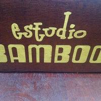 Foto tirada no(a) Estudio Bamboo por André M. em 1/9/2014