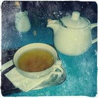 Photo taken at Prádelna Cafe by Катя on 1/30/2013